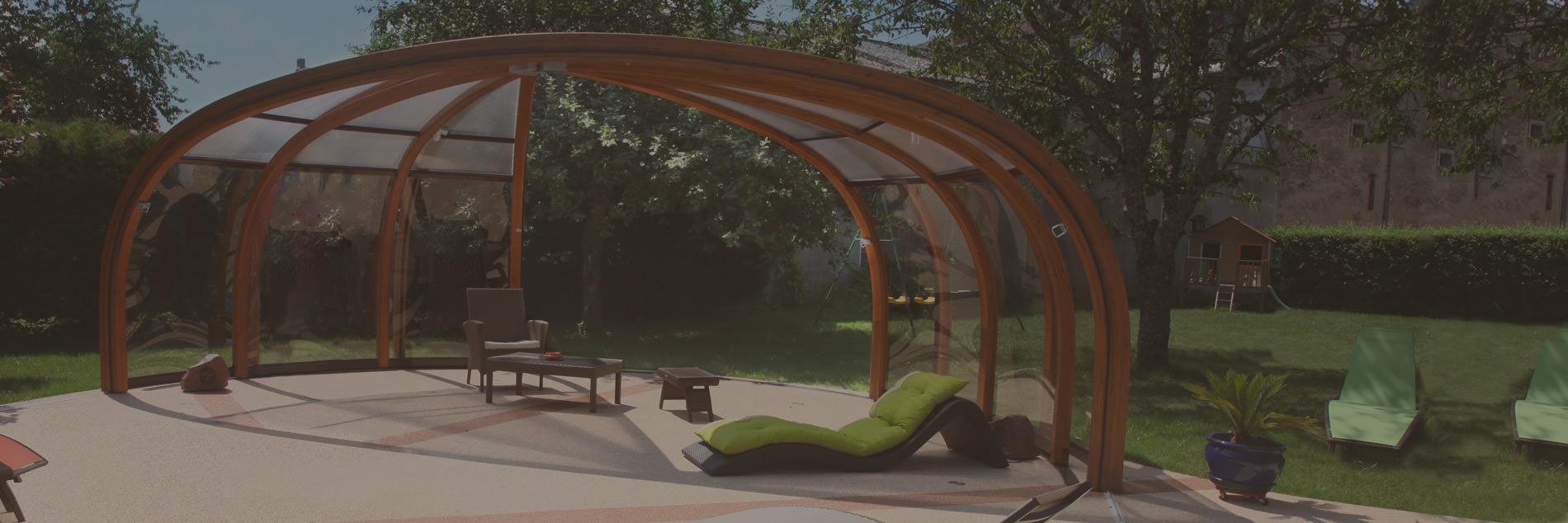 abris terrasse. Black Bedroom Furniture Sets. Home Design Ideas
